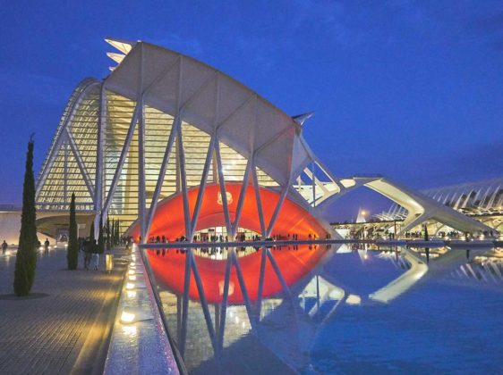 Giancarlo Tancredi, City of arts and sciences