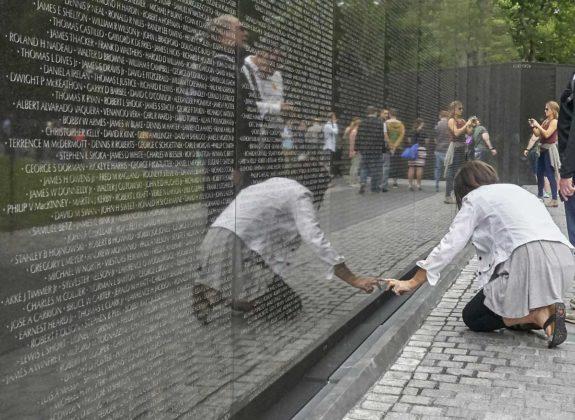 Giancarlo Tancredi, Vietnam memorial