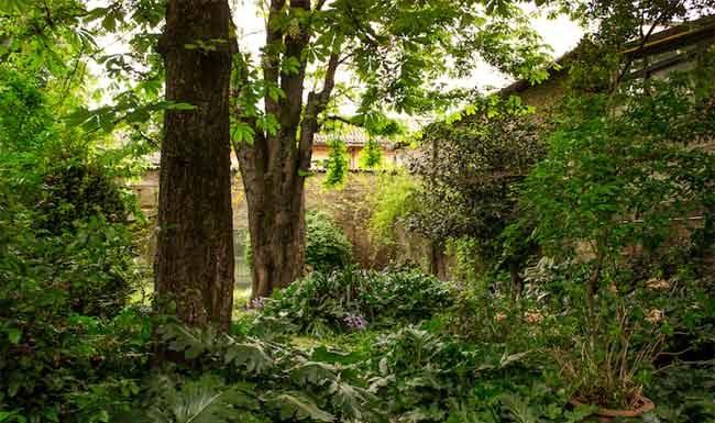 Interno Verde, Via Carlo Mayr