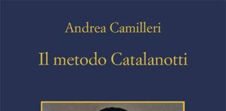 Andrea Camilleri, copertina del libro Il metodo Catalanotti