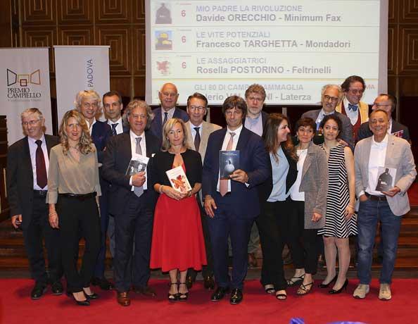 Gruppo Giuria Premio Campiello