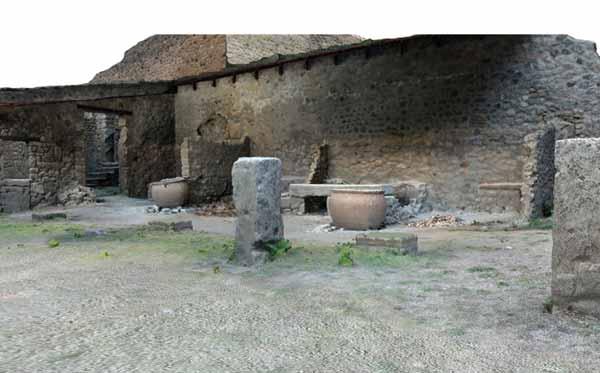 la conceria di Pompei