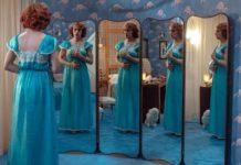 Una immagine tratta dal film Favola
