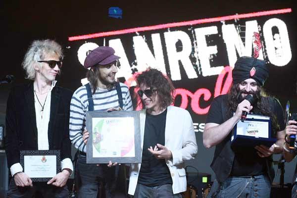 Nevruz band - Sanremo Rock & Trend Festival