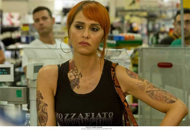 Paola Cortellesi a Cinema sotto le stelle 2018