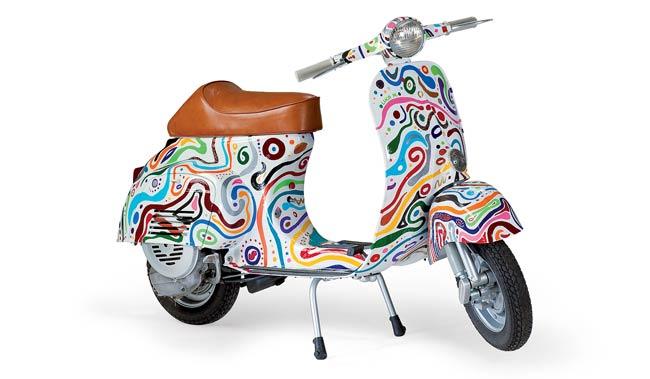 Vespa Venice 2010 - Mostra Motocicletta. L'architettura della velocità