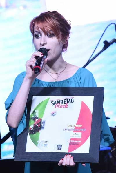 Alice Cucaro - Sanremo Rock & Trend Festival