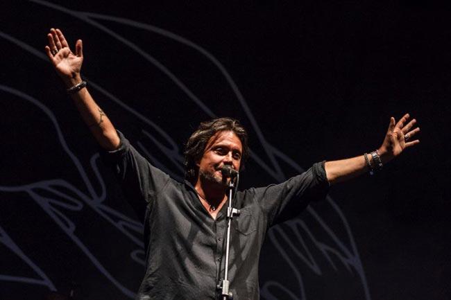 Cristiano De André, foto di Riccardo Medana