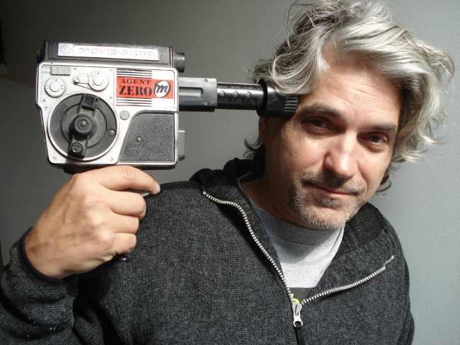 Lech Kowalski (credit Odile Allard) - Festa di Cinema del Reale