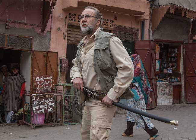 Nicolas Cage nel film Io, Dio e Bin Laden
