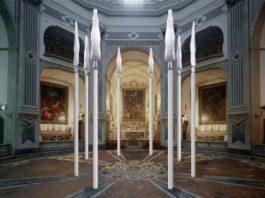 Oliviero Rainaldi, Le otto opere di Misericordia