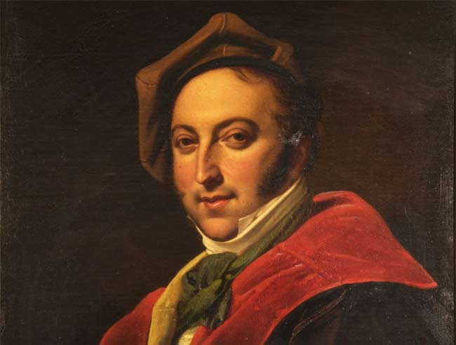 Ritratto di Gioachino Rossini - Rossini 150