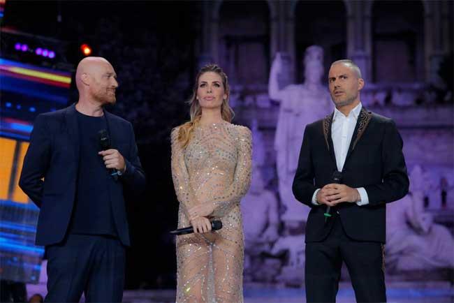 Wind Summer Festival - Rudy Zerbi, Ilary Blasi e Daniele Battaglia