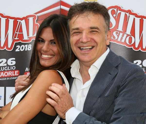 Bianca Guaccero e Paolo Baruzzo - Festival Show 2018