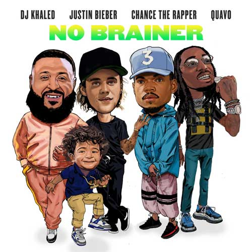 "DJ Khaled, ""No Brainer"""