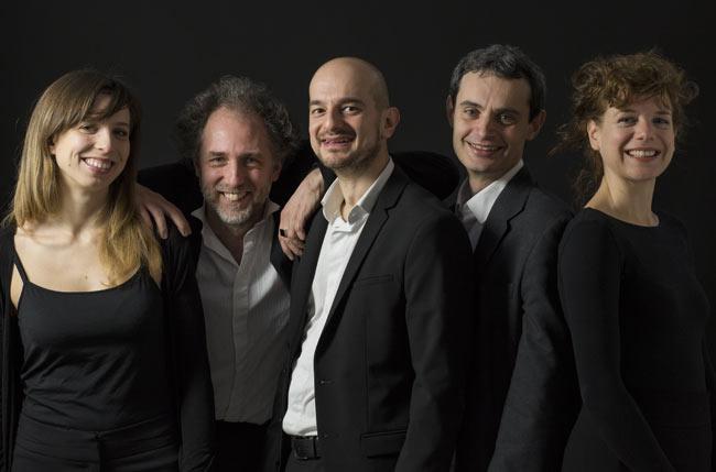 Ensemble Alraune, phMarco Borrelli - Palazzo Marino in Musica