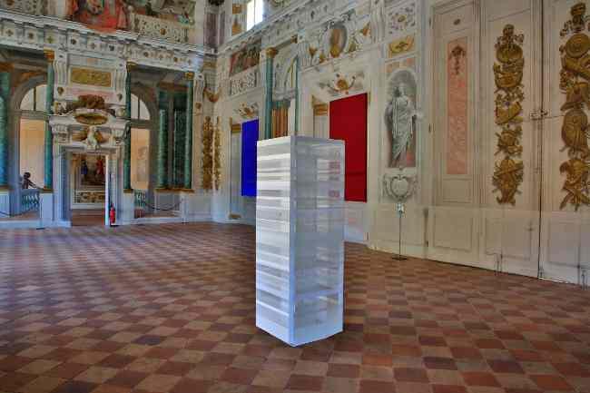 Sidival Fila, Prospettive relative, Palazzo Ducale di Sassuolo