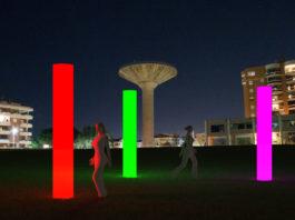 Pomezia Light festival, Crono_I+II=III