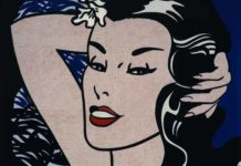 Roy Lichtenstein, Little Aloha, 1962, acrlico su tela. Photo by Robert McKeever © Estate of Roy Lichtenstein / SIAE 2018