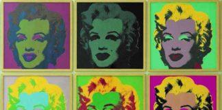 Andy Warhol. Marylin Monroe, 1967. Porfolio di 10 - serigrafia, edizioni da 250. Collezione Lanfranchi, Celerina (CH). © The Andy Warhol Foundation for the Visual Arts Inc. by SIAE 2018.