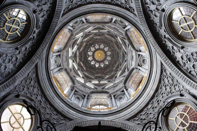 Cappella della Sindone, crediti Daniele Bottallo