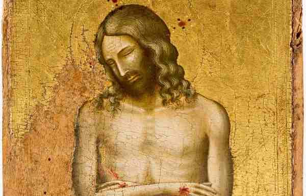 Ignoto, Cristo Morto, 1360 – 1380