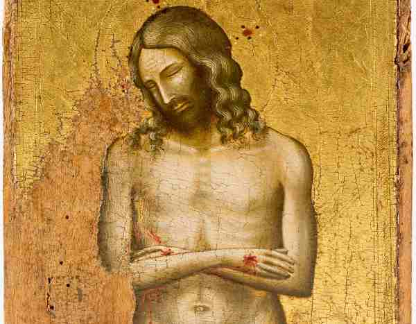Ignoto, Cristo Morto, 1360 – 1380 - Mostra L'altra Galleria