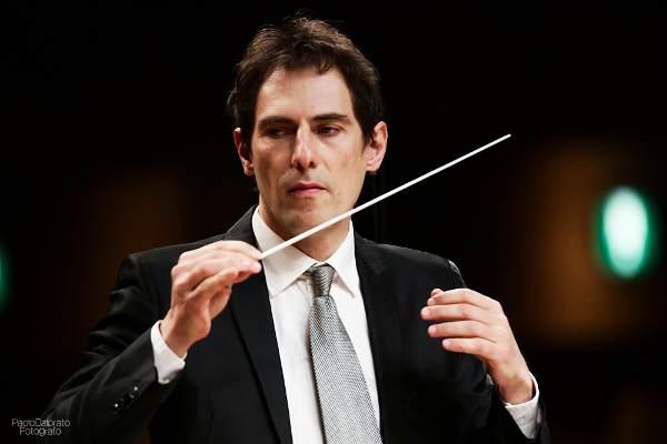 M° Carlo Tenan - foto Paolo Dalprato - Orchestra Sinfonica laVerdi