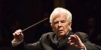 Il Maestro Christoph von Dohnányi - Ph. Brescia/Amisano - Il direttore d'orchestra tedesco dirigerà alla Scala Elektra di Strauss