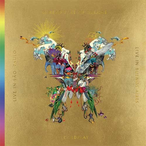 Coldplay, copertina album