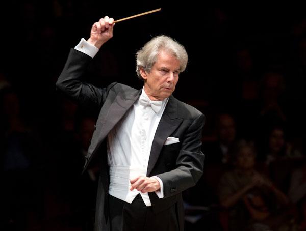 Il Maestro Hartmut Haenchen