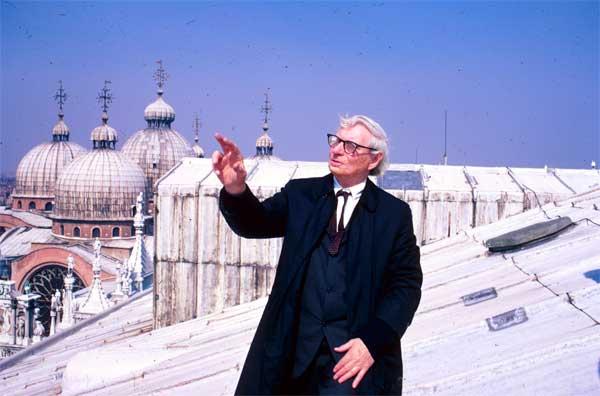 Al Teatro dell'architettura a Mendrisio Louis Kahn e Venezia