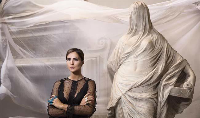 Maria Vittorio Paolillo (Fashion) - Mostra Giovani Creativi