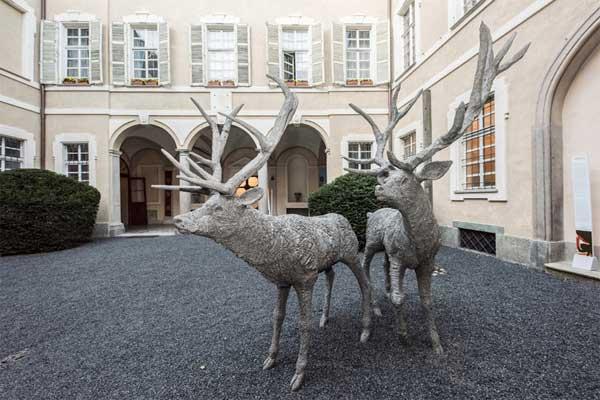 Paolo Grassino, Fiati - De sculpturae natura