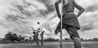 Zarni Myo Win, I want to play, 2018 © Zarni Myo Wi