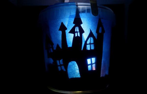 Halloween, Zucche luci ombre©Museo Nazionale della Scienze di Milano