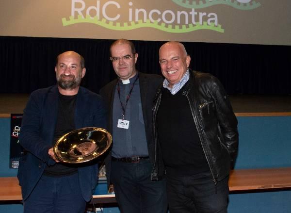 Antonio Albanese riceve il premio Castiglione Cinema