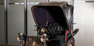 Prinetti & Stucchi, 4HP, 1899, Museo Nazionale dell'Automobile di Torino