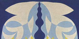 Giacomo Balla, Linee forza di mare, 1926, Olio su tela, 150 x 210 cm