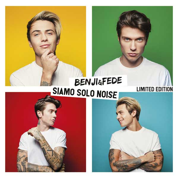 Benji e Fede, Siamo Solo Noise Limited Edition