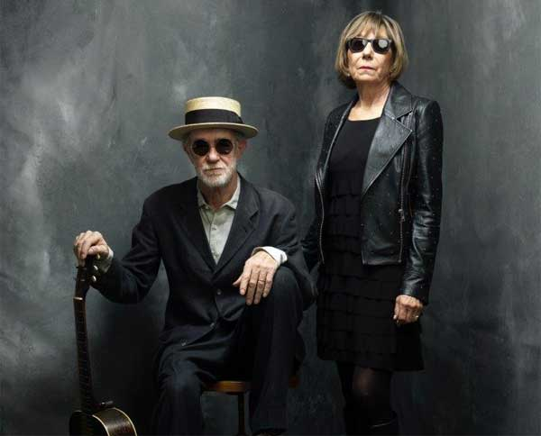 Francesco e Chicca De Gregori