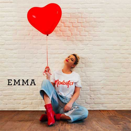 "Emma - ""Mondiale"", cover singolo"