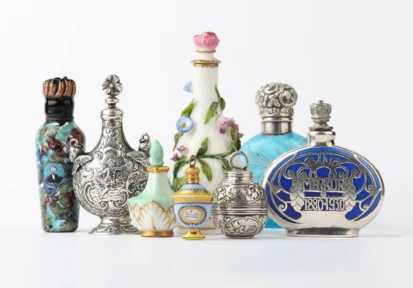 I flaconi della collezione magnani in mostra a venezia - Pezzi di design ...
