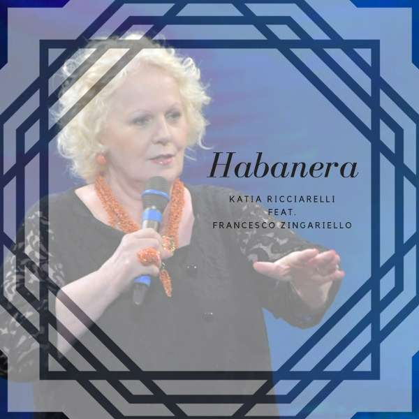 Katia Ricciarelli, Habanera - Cover