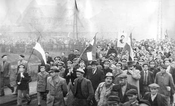 Ózd © Fórum Hungaricum - Commemorazioni della Rivoluzione ungherese del 1956