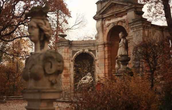 Villa Arconati, Teatro di Diana
