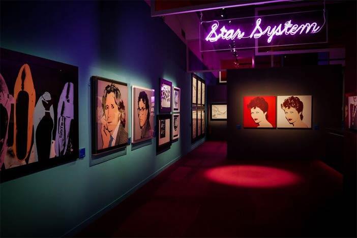 Mostra Andy Warhol - Roma