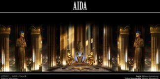 Aida - Teatro Carlo Felice di Genova