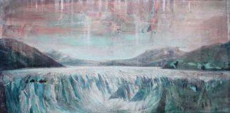 Andrea Mariconti, Anmla, 2018, tecnica mista su tela, cm 140 x 200_Courtesy Federico Rui Arte Contemporanea (Milano) - Grandart