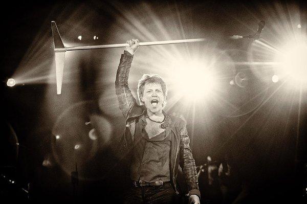 Bon Jovi - Ghiaccio bollente